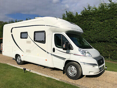 Autotrail Tracker Rb 2014 • 39,995£