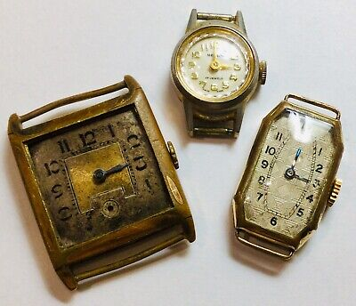 £24 • Buy 1920s Watches X 2 Plus 1 Other