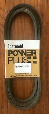 AU24.91 • Buy Thermoid Replacement Belt (replaces GX20072) John Deere