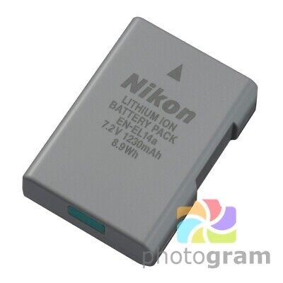 £24.74 • Buy Battery For Nikon COOLPIX, P And D Series Digital Cameras Li-ion Rechargeable