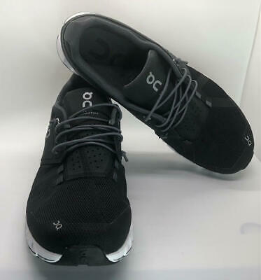$ CDN113.09 • Buy On Running Cloud Womens Shoes Black/White Size 10 - Lightly Used