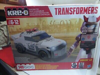 Kre-o Transformers Building Toy Prowl  149 Pieces Kreon  • 7.98£