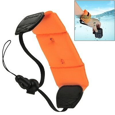 Underwater Photography Floating Bobber Wrist Strap For GoPro/Sports Camera,PU155 • 2.14£