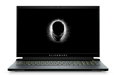 AU3199 • Buy Alienware M17 R3 Gaming Laptop 10th Gen I7-10750H 16GB RAM 256GB SSD GTX 1660 Ti