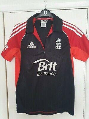 England World Cup Cricket Shirt • 17£