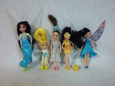 Lot Of 16 Polly Pocket & Other Small Dolls 4  Fairies Fairy Toy • 23.79£