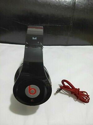 BEATS By DR DRE Monster Studio - Wired Headphones Black • 29.99£