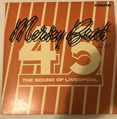 "Various Artists - Mersey Beat ('62-'64 The Sound Of Liverpool) - 2 X12"" LP • 5£"
