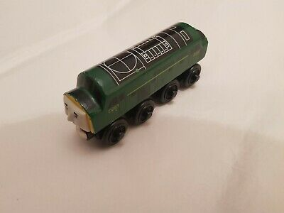 Thomas The Tank Engine & Friends WOODEN THE DIESEL D261 TRAIN WOOD COMBI POSTAGE • 43.99£