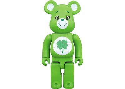 $349.99 • Buy Good Luck 400% Bearbrick Care Bears Medicom Toy 2019 Rare Green Limited