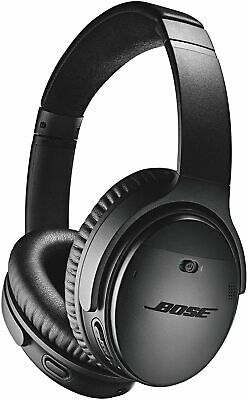 $ CDN344.06 • Buy Bose QuietComfort 35 II QC35 Wireless Headphones-Black * Brand New & Sealed*