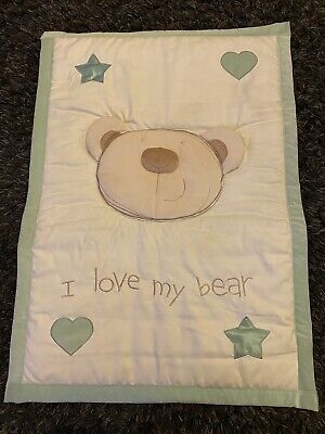 I Love My Bear Play Mat • 5£