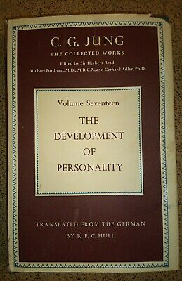 C. G. Jung The Collected Works Volume 17: The Development Of Personality • 40£