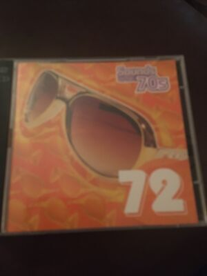 Time Life:  Sounds Of The 70s - 72 2 X CD Album  • 19.75£