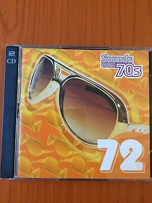 Time Life Cd Sounds Of The 70s (1972) • 7£
