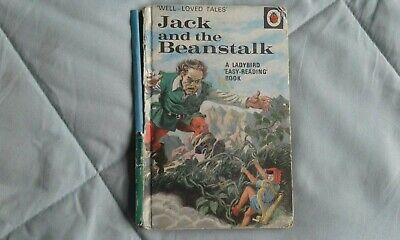 Ladybird Well Loved Tales: Jack And The Beanstalk, 50p Edition • 2£