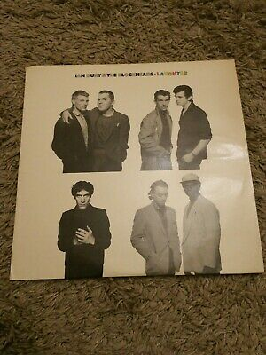 Ian Dury And The Blockheads - Laughter Vinyl LP Record  • 0.99£