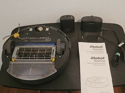 IRobot Roomba 650 Robot Vacuum With Charger And Virtual Wall, Good Condition • 21.45£