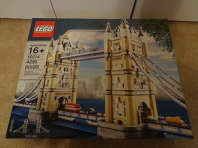 LEGO 10214 - Tower Bridge - NIB - Sealed • 250.30£
