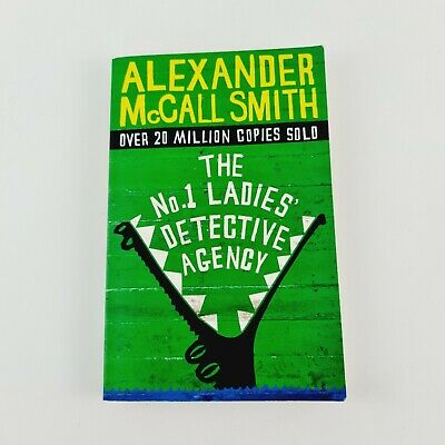 AU6.95 • Buy The No.1 Ladies Detective Agency By Alexander McCall Smith (Paperback, 1998)