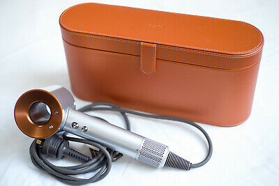 AU392 • Buy Dyson Supersonic Hair Dryer, Copper/silver Gift Edition With Case And Travel Bag