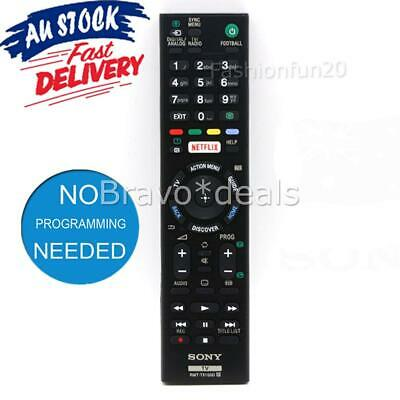 AU14.95 • Buy Replacement For SONY BRAVIA TV NETFLIX Universal Remote Control LCD LED Series