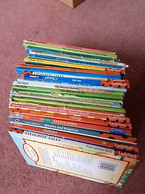 23 Ladybird Books Job Lot  • 0.99£