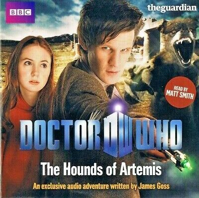 £1.60 • Buy Doctor Who - The Hounds Of Artemis  - Audio CD N/Paper TG