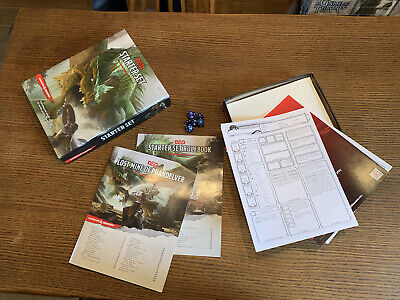 AU18.06 • Buy Dungeons And Dragons Starter Set Board Game