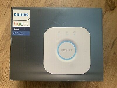 AU59.59 • Buy Philips Hue Bridge Wireless Lighting Controller