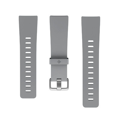 $ CDN20.07 • Buy Genuine Fitbit Versa Band ONLY Classic Gray Large Small