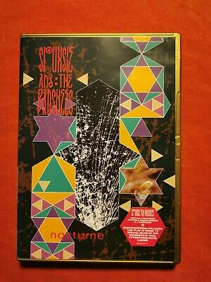Siouxsie And The Banshees - Nocturne [DVD] (Live Recording/+DVD, 2006) • 3£