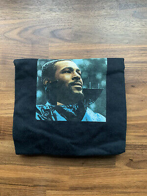 £70 • Buy Supreme Marvin Gaye Tee Black Size M Deadstock Condition