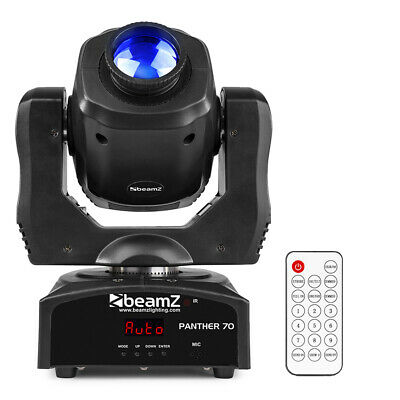BeamZ 150.430 Panther 70 LED Spot Moving Head • 140£