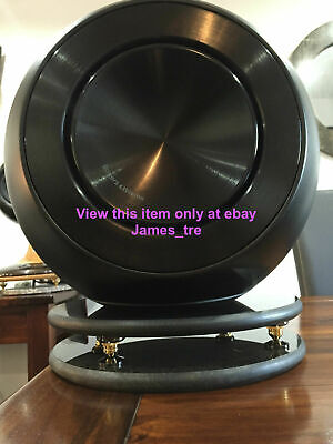 $225.99 • Buy Bower & Wilkins B&W PV1D / PV1 Subwoofer (SOLID GRANITE STAND ONLY MK3s)