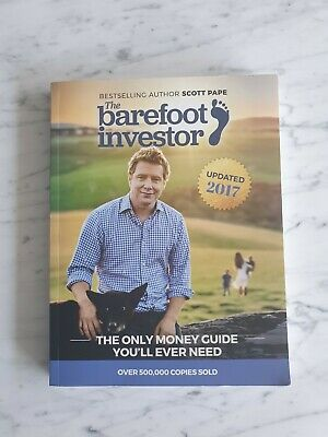 AU10 • Buy The Barefoot Investor: The Only Money Guide You'll Ever Need