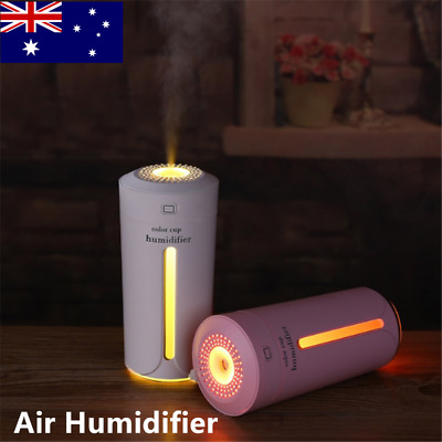 AU13.20 • Buy Portable Air Humidifier Home Office Car USB Diffuser Purifier Home Relax Defuser