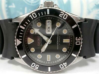 $ CDN556.23 • Buy Seiko SKX031 Diver Day Date 7S26-0040 Automatic Mens Watch Authentic Working