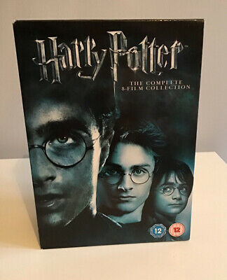 $ CDN43.83 • Buy Harry Potter The Complete 8-film Collection Dvd 8 Disc Set