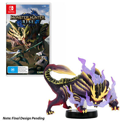 AU151.95 • Buy Monster Hunter Rise Collectors Edition Switch Game NEW PREORDER 26/3