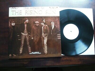 £17.99 • Buy The Animals Lp ' The House Of The Rising Sun ' White Label - U.s. Ex +