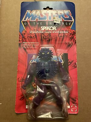 $200 • Buy Masters Of The Universe MOTU Original SPIKOR (Wave 4, 1985) Action Figure NIB