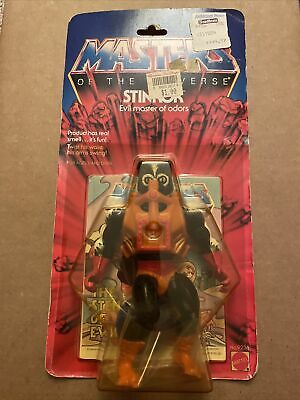 $275 • Buy Masters Of The Universe MOTU Original STINKOR (Wave 4, 1985) Action Figure NIB