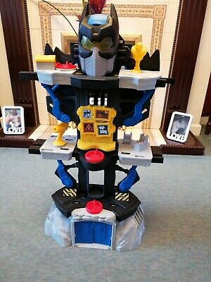 Imaginext Transforming Batcave, Parts Missing Figures, Weapons Etc See Pics • 0.99£