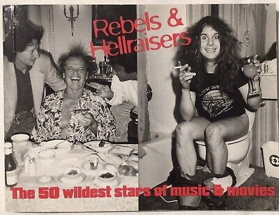 Rebels And Hellraisers 1997 Booklet Free With Uncut Magazine  • 0.99£