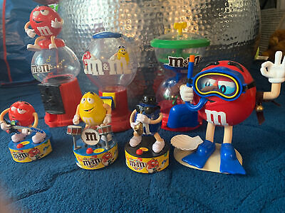 M And M World Sweet Dispenser  • 38£