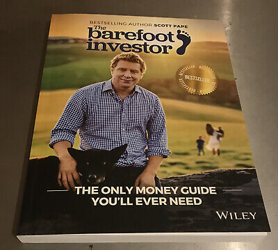 AU22.50 • Buy The Barefoot Investor Book By Scott Pape 2020 Update - Paperback