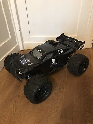 RC Car Custom 4WD 1/8 Scale RC Trophy Truck • 275£