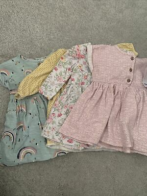 Baby Girls Up To 1 Month Dress Bundle From NEXT • 3£