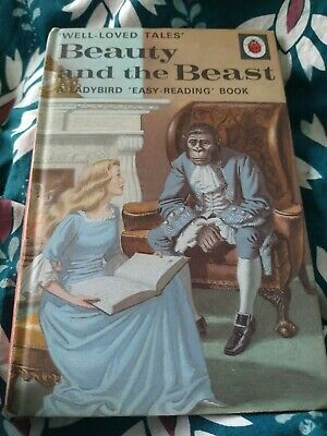 VINTAGE LADYBIRD BOOK BEAUTY AND THE BEAST  606D. Classic Children's Book.  • 1.70£